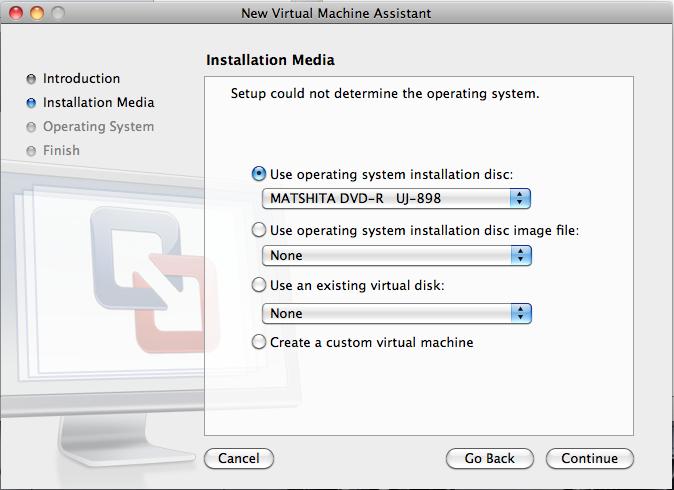 Select Virtual Disks
