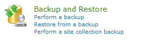 Restore SharePoint Site Collection using Restore-SPSite Fails with No Content Databases are Available