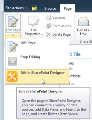 SharePoint: Detect Page Edit or Design Mode in Publishing and Non-Publishing Sites