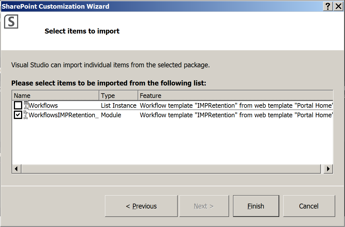SharePoint: Deploy a Declarative Globally Reusable Workflow with a ...