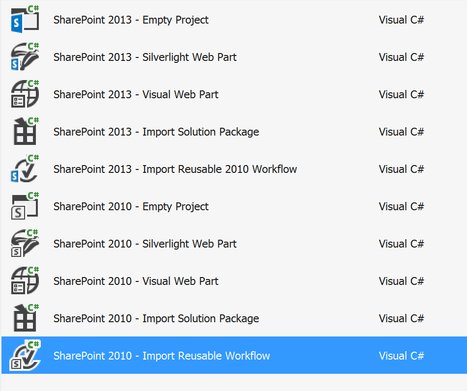 New Learnings Deploying SharePoint Reusable Workflows with a Feature